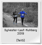 Sylvester-Lauf-Kuhberg 2019  (Teil5)
